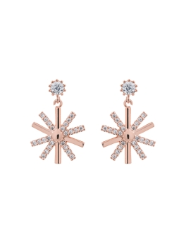 AVA ROSEGOLD EARRINGS