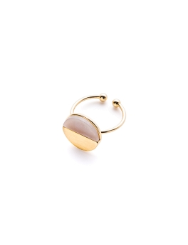 MOSAIC GOLD RING