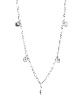GLAM SWAROVSKI CRYSTALS NECKLACE