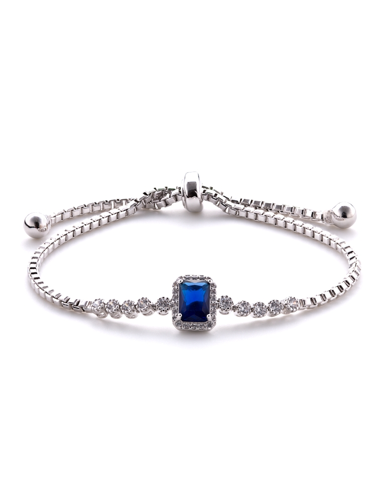 sodalite of stone bracelet blue product