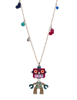 ROBO LOVE NECKLACE