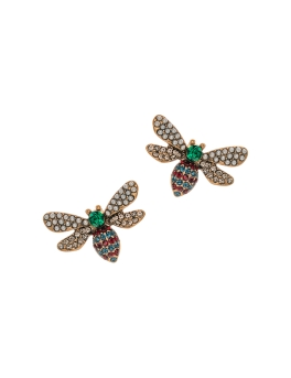 EXOTIC COLORS BUTTERFLY EARRINGS