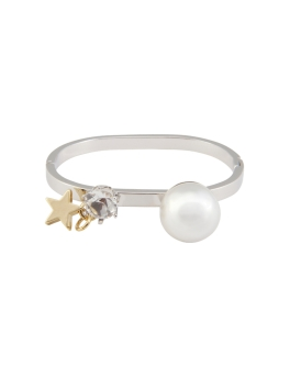 FANCY PEARL BANGLE
