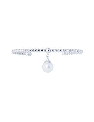 EXQUISITE PEARL DROP BANGLE